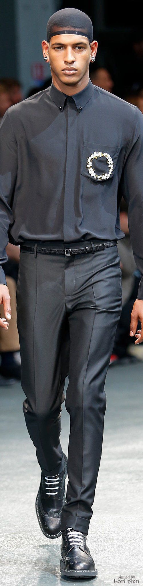 Givenchy Spring 2015 Menswear
