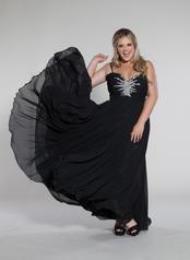 Diversos vestidos de festa plus size: Prom Dress