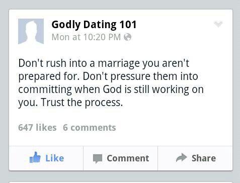 Relationships take time .. don t rush