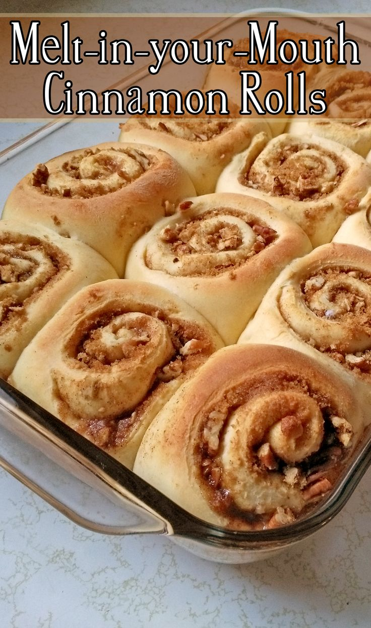 Gooey, sweet, and super quick to put together.