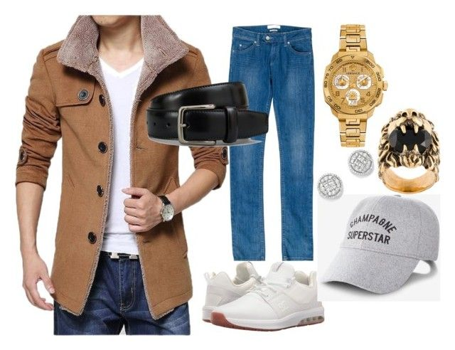 """""""The Next Day"""" by tonimontana on Polyvore featuring Étoile Isabel Marant, DC Shoes, Express, Tod's, Bloomingdale's, Gucci and Versace"""