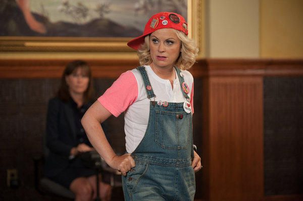 11 Badass Ladies That Deserved Better: Leslie Knope - Parks and Recreation