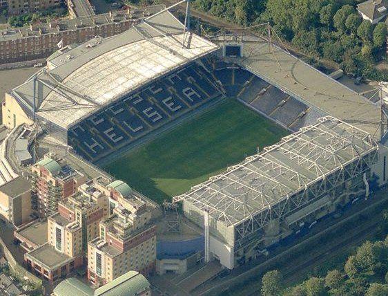 Stamford Bridge, Chelsea (x2)