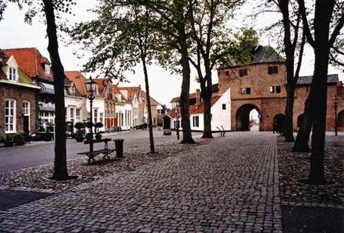 Vischmarkt, Harderwijk Netherlands