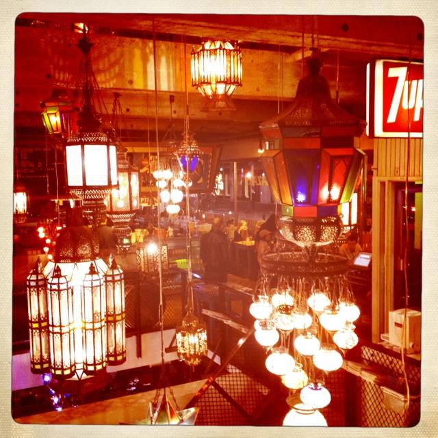 Wereld-Eethuis Bazar — Rotterdam -- yummie