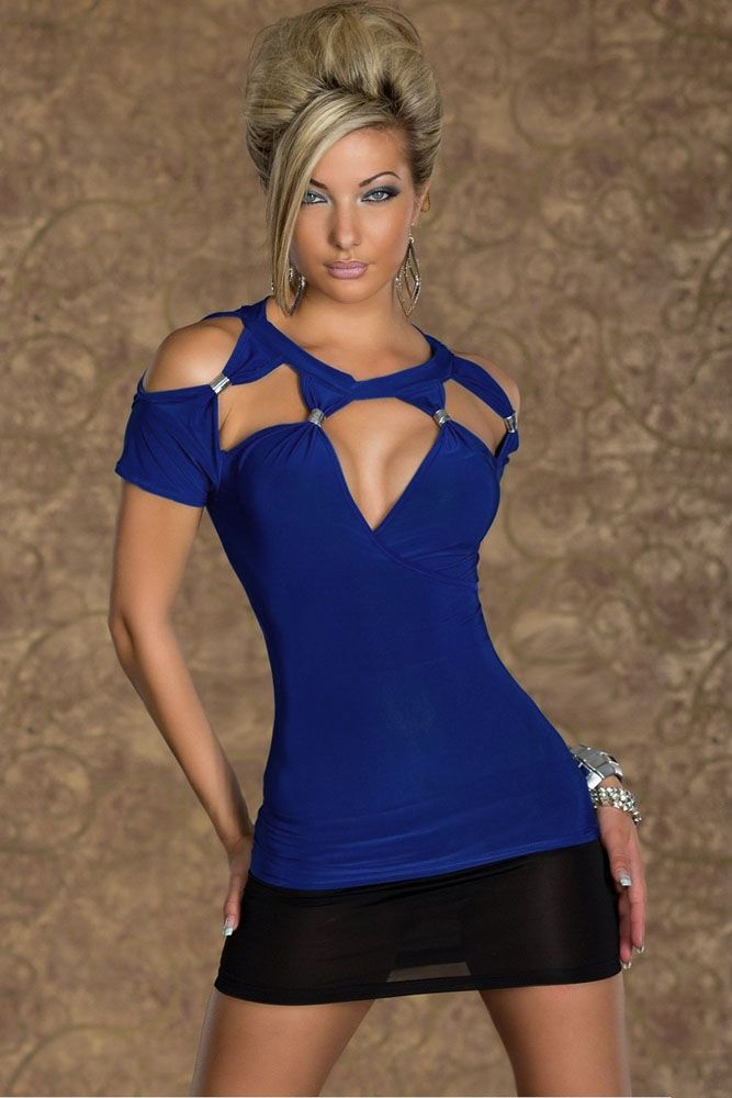 112 Best images about Clubwear Tops on Pinterest | Peplum tops ...