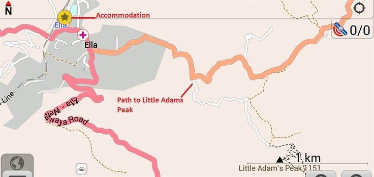 Climbing Little Adam's Peak - Ella - Sri Lanka Day 8