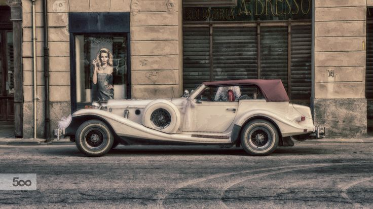 Excalibur roadster by gallogiancarlo on 500px