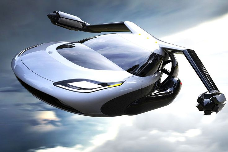Volvo's parent company just bought a 'flying car' startup