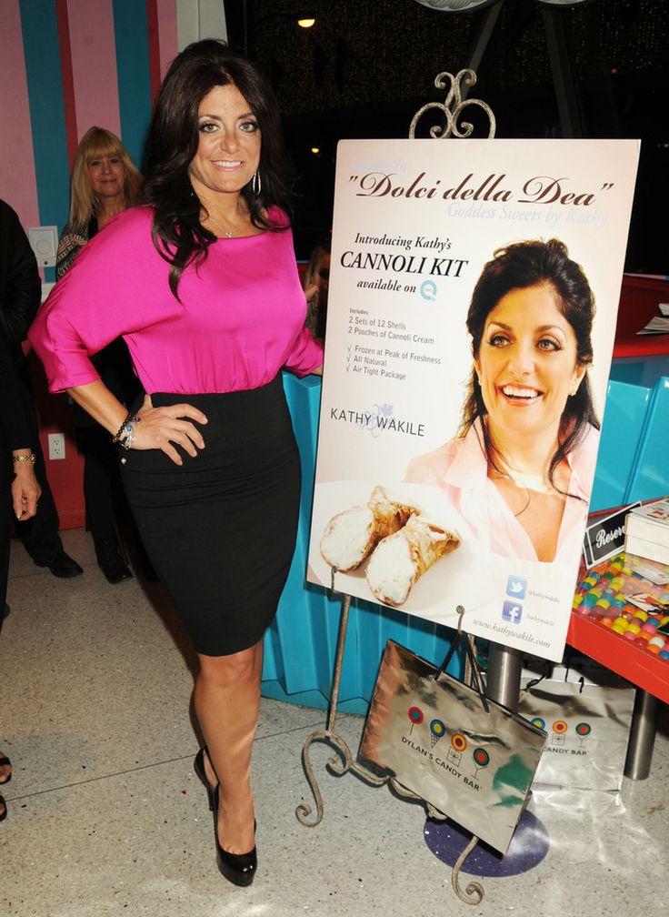 kathy wakile desserts | Kathy Wakile Lands A Desserts Cookbook Deal!