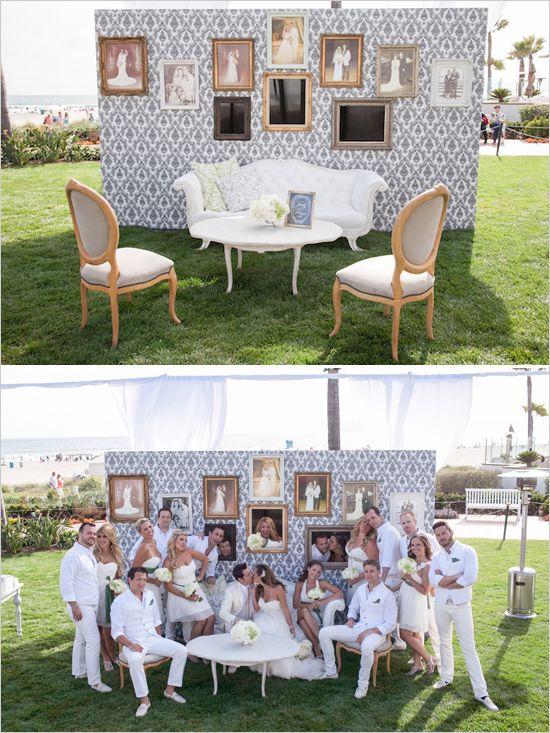 Elegant Hotel Del Coronado wedding reception. Captured By: Shewanders Photography #weddingchicks http://www.weddingchicks.com/2014/10/06/hotel-del-coronado-wedding/