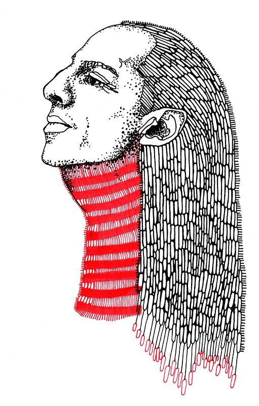 Hubert Kołodziejski #fashion #designer #illustrator #kolodziejski