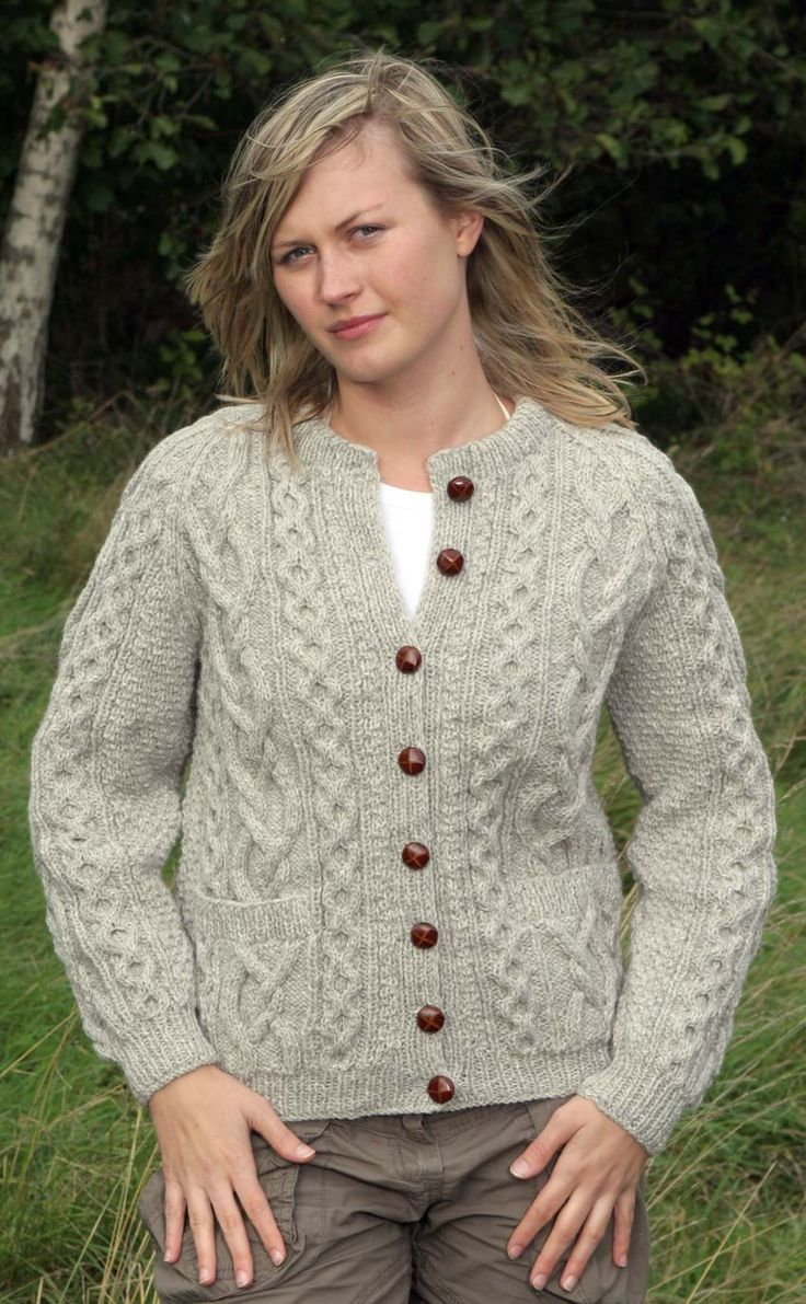 1000+ images about Knits . . . Aran on Pinterest Aran ...