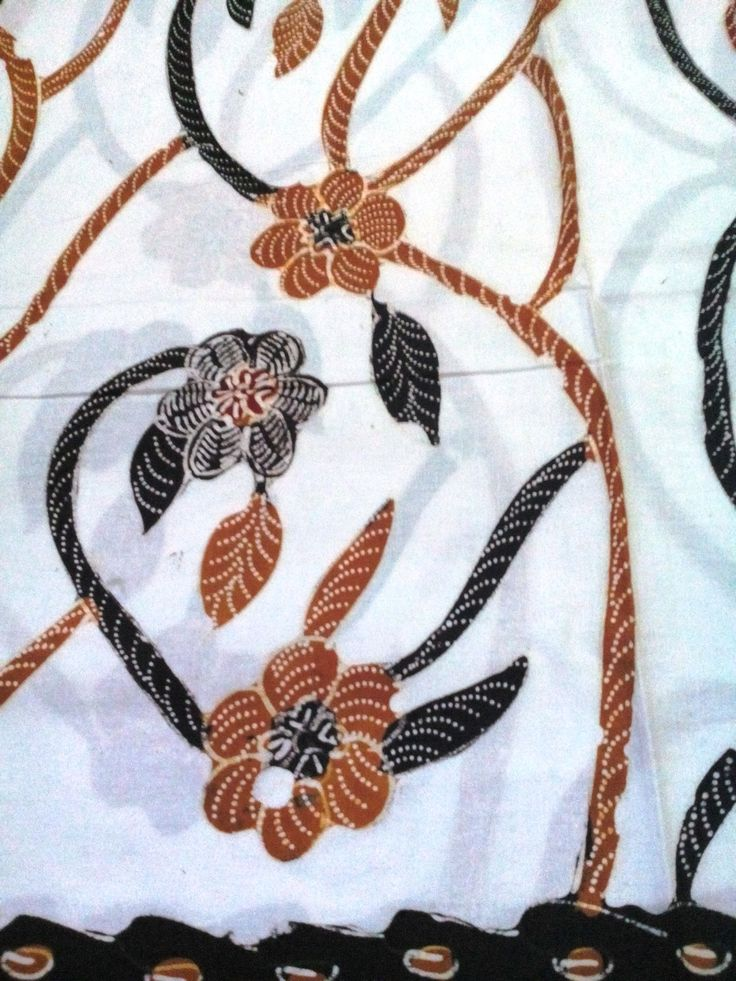 motif potehan #Batik #Fabric