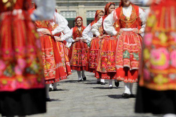 Portugal Unesco Minho Tradicao Traditions
