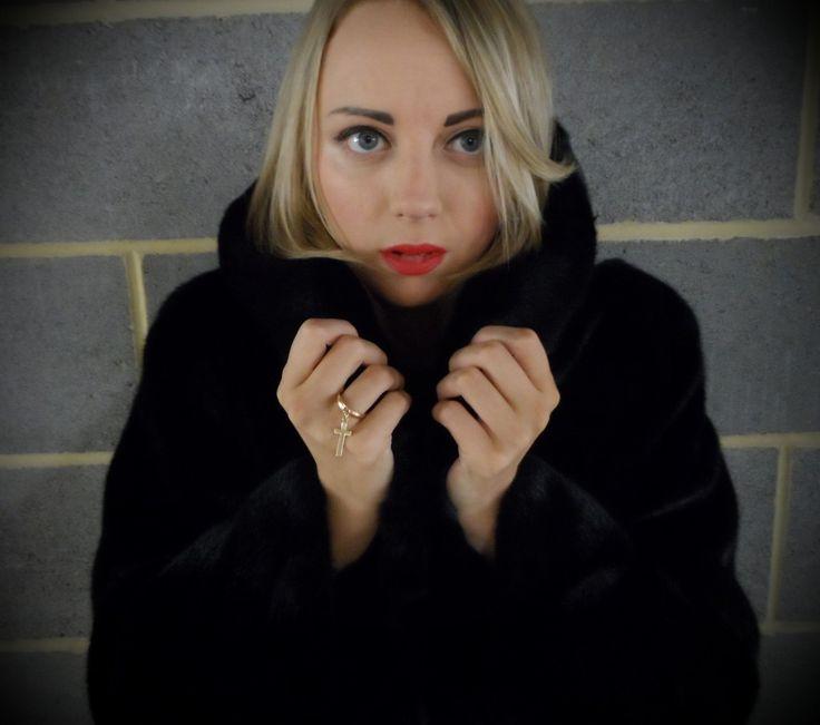 Fur coat as seen on thephodiaries.com