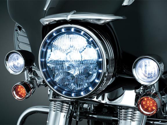 Kuryakyn Trucklite Phase 7 LED Headlamp