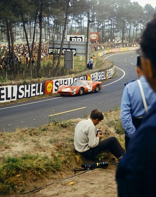 Ferrari 330 P3 -24 Hours of Le Mans 1966