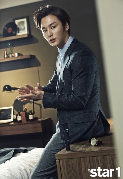 Byun Yo Han - @Star1 Magazine February Issue '15