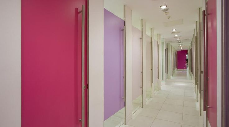 Formica® High Pressure Laminate chosen for Topshop Oxford Circus, a internationally-recognised fashion retailer