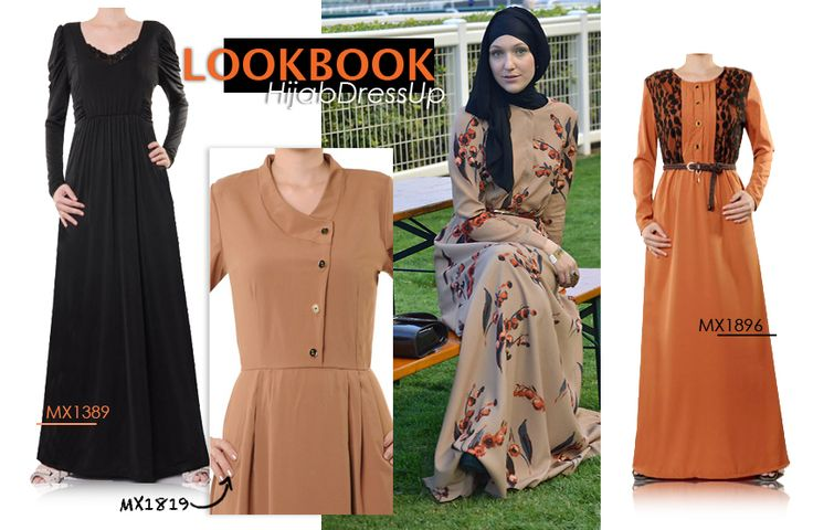 Hijab Dress Up # HijabStyle # Chic