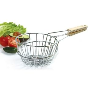 WIRE TORTILLA FRY BASKET http://www.coast2coastkitchen.com/store/specialty-kitchen-tools/ethnic-cooking/wire-tortilla-fry-basket-
