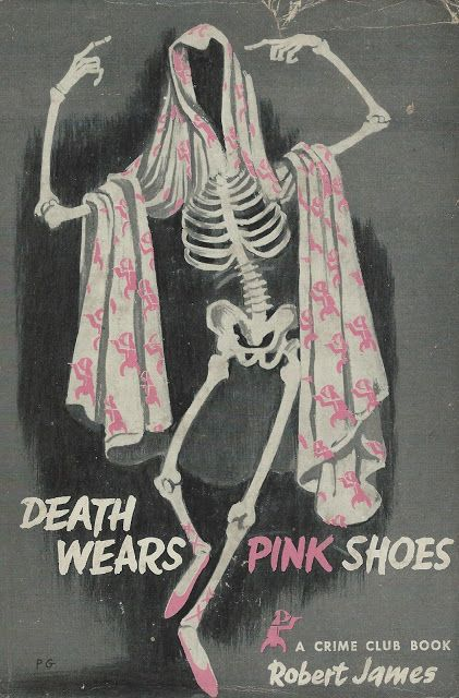 Bitter Tea and Mystery: Death Wears Pink Shoes: Robert James