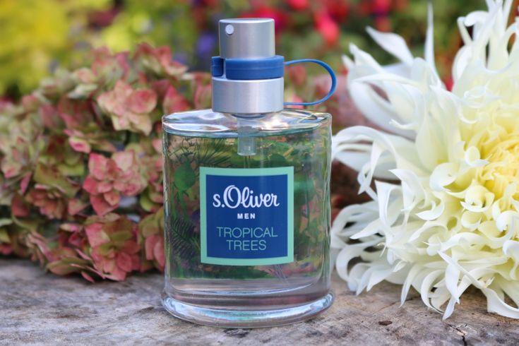 s.Oliver Tropical Trees for Men und Tropical Flowers for Woman #MäurerundWirtz #Parfum #Düfte