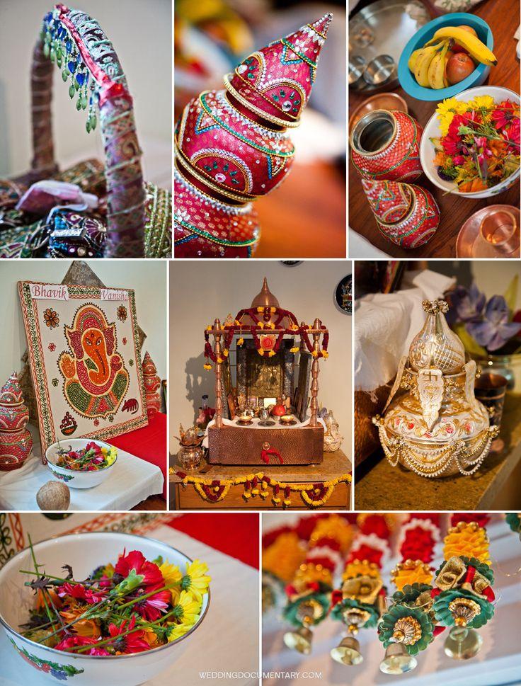 gujarati wedding grah shanti - Google Search