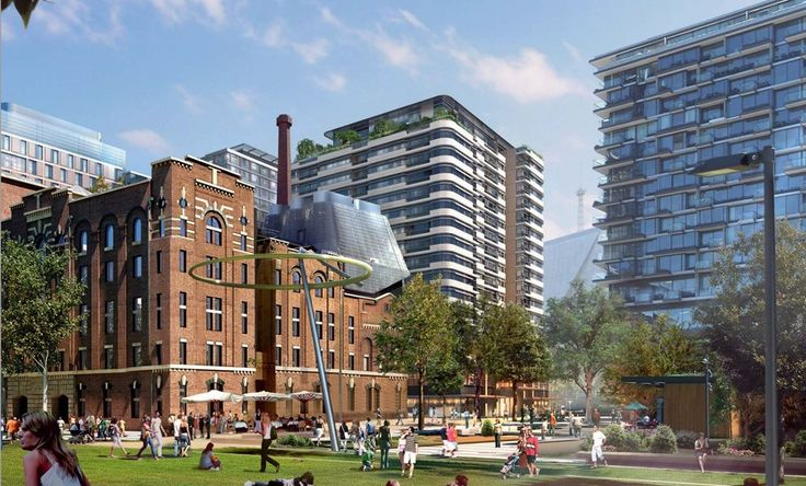 Foster+Partners & PTW Architects get latest Central Park approval | Architecture And Design