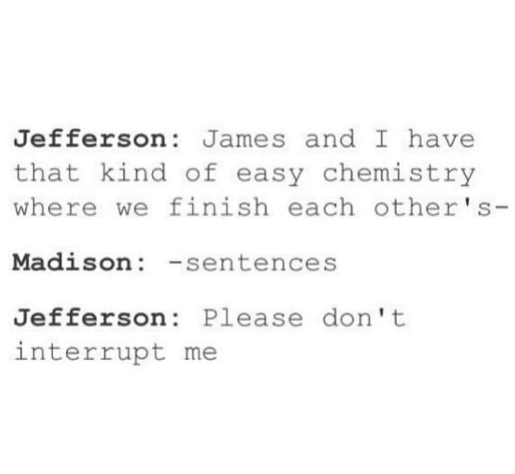 Thomas Jefferson and James Madison