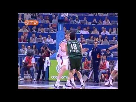 Final Four Classic, 2007: Panathinaikos Athens-CSKA Moscow