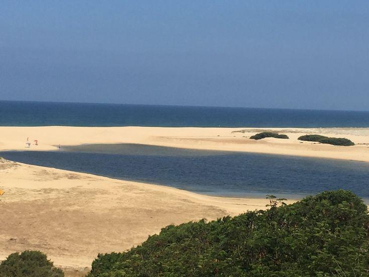 Praia/Lagoa de Melides, Grandola - Portugal