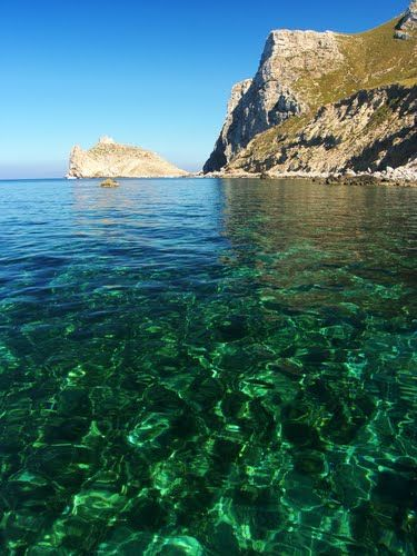 #Marettimo Island, Sicily, Italy.