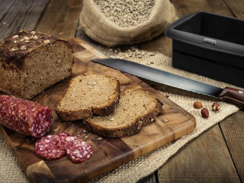 lock.stoff - photographie, Baking Bread.  Photo: R. Haberberger (me)  Studio:...