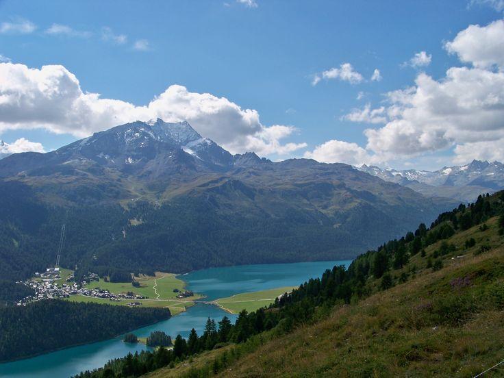 Schweiz 2013 - Engadin