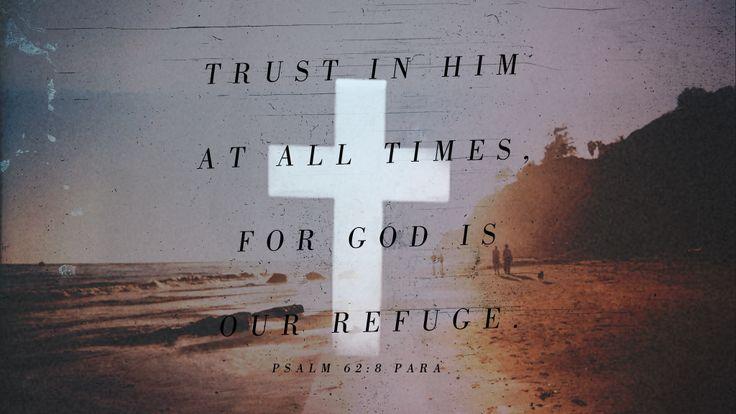 Psalms 62: 8