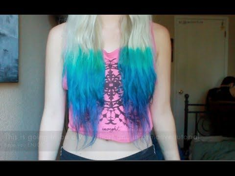 1000 Images About Hair Dye Tutorials On Pinterest Ion