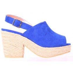 Sandalia bio con planta de yute. Modelo 277464.  #VeronaFootwear #Sandalias #shoes #yute #jute #ante #fashion #moda #verano #zapatos #calzado #estilo #streetstyle #bio
