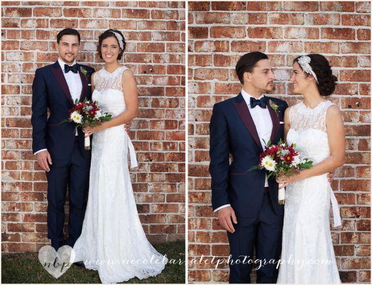 Gorgeous When Freddie Met Lillie Dress and Will Valor Suit - http://nicolebarraletphotography.com/brisbane-wedding-photographer-lovelocked/