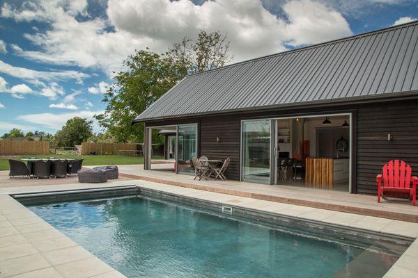 Hamish Ryan Construction   Projects - Murphys Road House