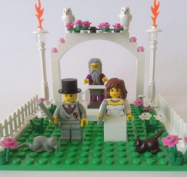 Lego Wedding Altar: 1000+ Ideas About Lego Harry Potter On Pinterest