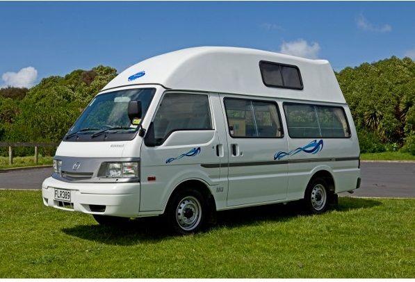 Campervan Hire NZ – A Campervan Journey Around New Zealand