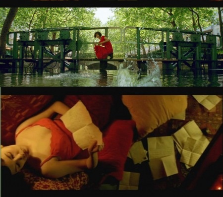 amelie: Girls, Amelie, The Bridges, Boots, Love Letters, Role Models