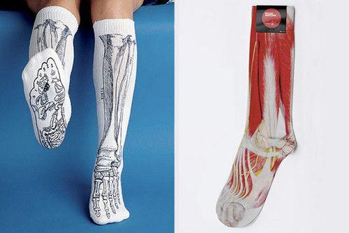 b7c449671bbb Pin by Joy Richardson on My Style | Designer socks, Socks, Anatomy