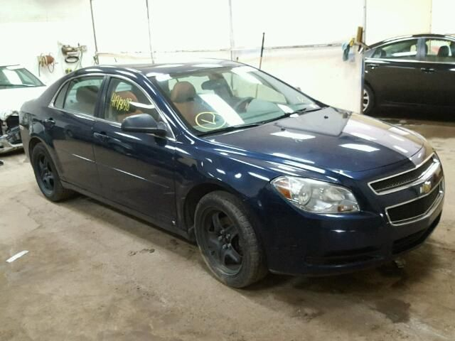 2010 Chevrolet Malibu Ls 2 4l For Sale At Autobidmaster Place