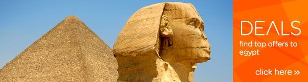 Deals on Egypt holidays