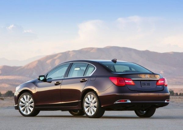 2014 Acura RLX Sport Hybrid Pictures 600x426 2014 Acura RLX Sport Hybrid Full Review with Images