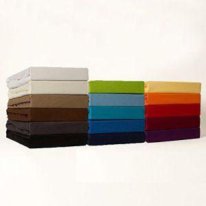Drap-housse de matelas classique en microfibre – toutes tailles et couleurs – 100% Polyester – 180-200 x 200 cm – bordeaux / lie de vin