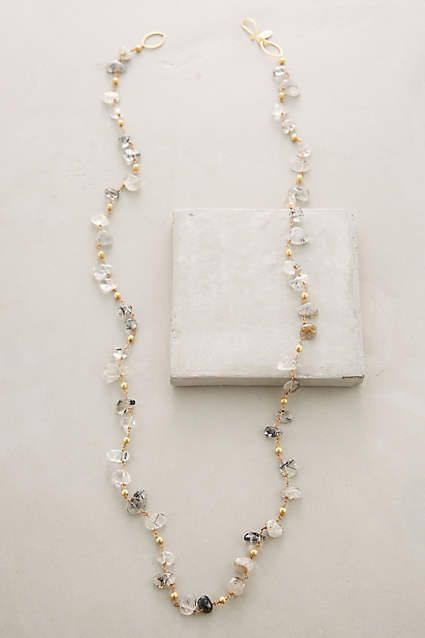 Byzas Necklace - anthropologie.com